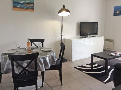 Photo for Apartment in the center of Royan with Lift, Parking, Internet, Washing machine (496156)