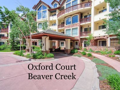 Photo for Summertime Perfection in the Gorgeous Rocky Mountains-Sleeps 4 in Beaver Creek