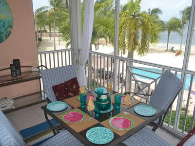 Photo for Cayman Kai - U-Kai-Lele2 Bed/ 2 Bath Beach Front Condo