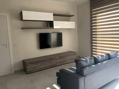 Anfield Ph 7sx apartment in Birkirkara with WiFi, air conditioning, private terrace & lift.