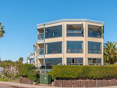 Photo for Two TOP Floor Penthouse Suites ~ Panoramic Ocean Views for up to 24 Guests!