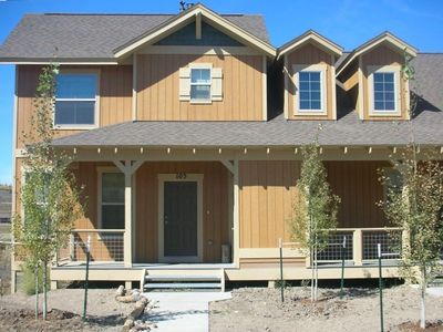 Photo for Beautiful New Townhome, Walk to Ski Granby Ranch (fka Sol Vista)