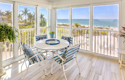 Photo for Sparkling Views from this two bedroom, two bathroom Gulf Front condo.