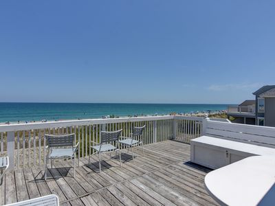 Photo for Amazing Grace - Lovely oceanfront home in the heart of Wrightsville Beach
