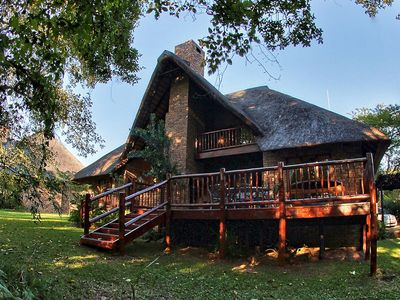 Photo for Cambalala Unit  - Luxury Self Catering Vacation Rental In Kruger Park Lodge
