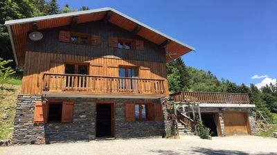 Photo for Chalet Doucy-Valmorel (6-8 people)