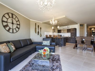 Photo for 'Il-Perla' luxury two bedroom apartment with shared pool in Xaghra Gozo