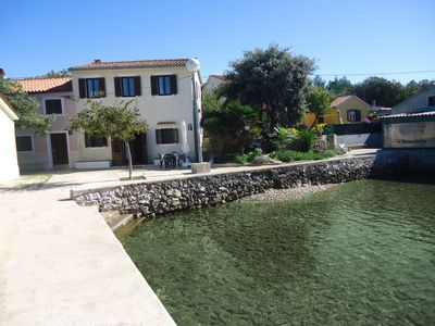 Photo for Apartment Punta Blue only 5m from the sea, island Cres