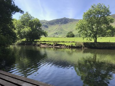 Photo for Best Positioned Cottage In Borrowdale -Beautiful Gardens -luxury furnished.