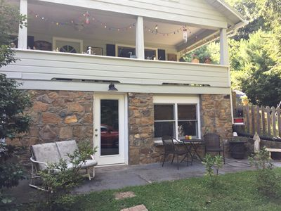 Photo for ** NEW LISTING ** East Asheville Getaway ~ Exceptionally Well Located Studio!