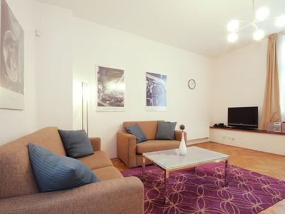 Photo for Apartment Orloj Residence  in Prague, Prague and vicinity - 4 persons, 2 bedrooms