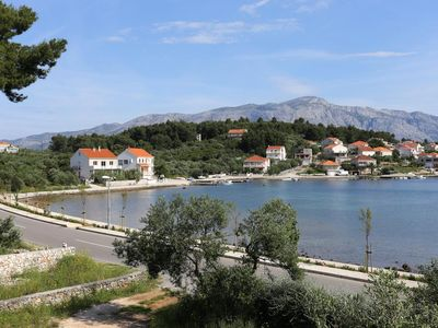 Photo for Studio flat near beach Lumbarda, Korčula (AS-4385-a)
