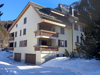 Photo for Apartment Chesa Nair 9D  in Silvaplana - Surlej, Engadine - 6 persons, 3 bedrooms