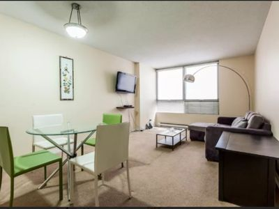 Photo for Nice 1 bedroom apartment, Downtown Montreal