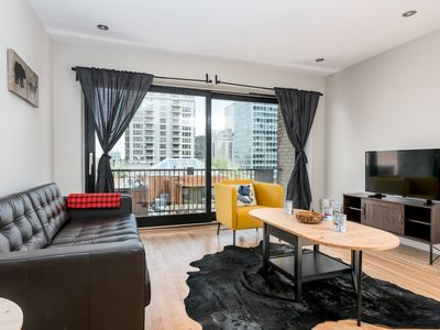 Photo for Central 3BR in Downtown Montréal by Sonder