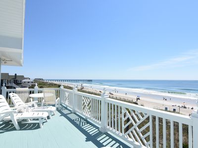 Photo for Maultsby -Enjoy amazing ocean front views from this 10 bedroom home