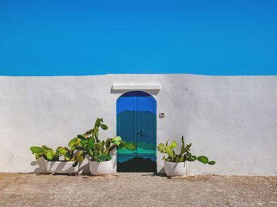 Photo for The house with the blue door