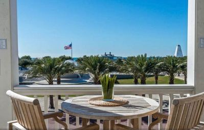 Photo for Center Stage, Overlooking Seaside Amphitheater, Luxury w/ Amazing Views!