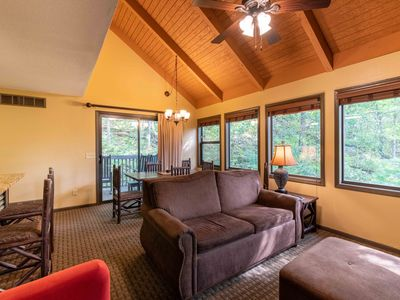 Christmas Mountain Village, Wisconsin Dells, 2 Bedroom Townhome
