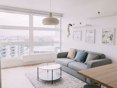 Photo for Bright and design apartment CENTRE-EURALILLE