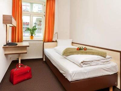 Photo for Single room with shower od. Bathroom, WC - Hotel Goldene Krone