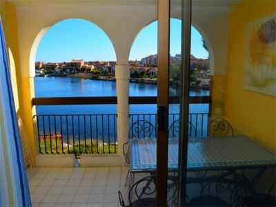 Photo for Apartment Port Barcares, 2 bedrooms, 7 persons