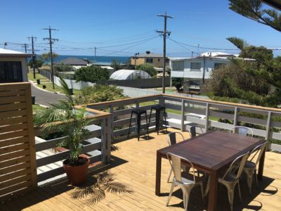 Photo for Mid-Century Beach House - 4 bed, water view.