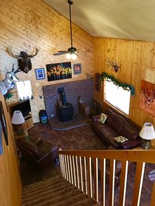 Photo for Big and beautifully furnished 4 Bedroom Lakeview cabin -15 Mins to Brian Head