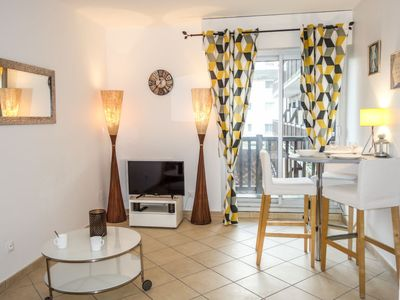 Photo for Apartment La Deauvillaise in Deauville-Trouville - 2 persons, 1 bedrooms