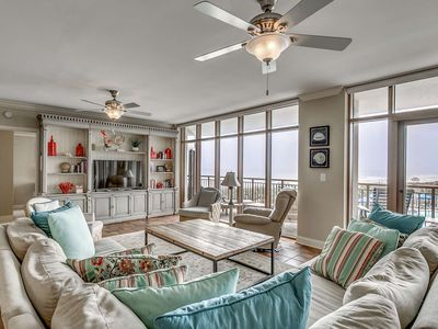 Gorgeous 3rd Floor Oceanfront Condo in North Beach Plantation