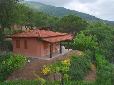 Photo for Bungalow located in a park with various facilities, including an open air swimming pool