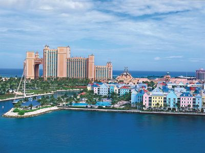 Photo for Harborside Resort at Atlantis in Nassau Bahamas! Stay and play at a great rate!