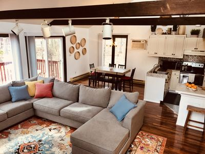 Photo for Special Hidden Gem w/High Ceilings & Exposed Beams