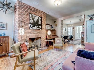 Photo for Gorgeous Fells Point Home Steps From Fells Point Square and Waterfront