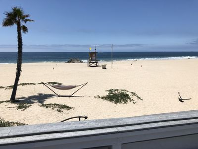 On The Sand In Newport Beach Close To Restaurants And Bars