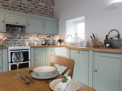 Photo for Luxury holiday cottage near to historic Beverley, Wolds & Yorkshire coast