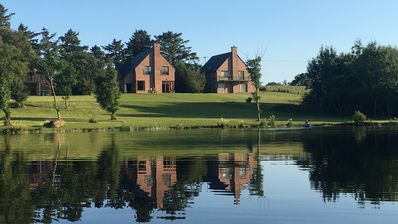 Photo for Kingfisher Lodge gives guests direct access to Lough Erne and private jetty.