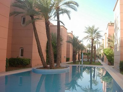 Photo for RIAD WITH SHARED POOLS - POSSIBILITY OF MEALS- EXCURSIONS - TRANSFERS