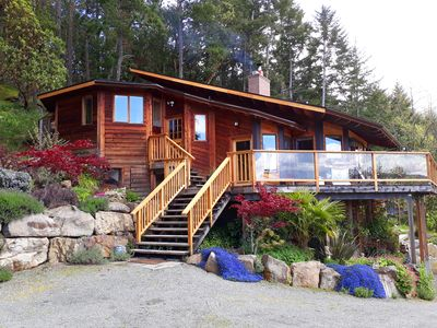Photo for 3BR House Vacation Rental in Salt Spring Island, BC