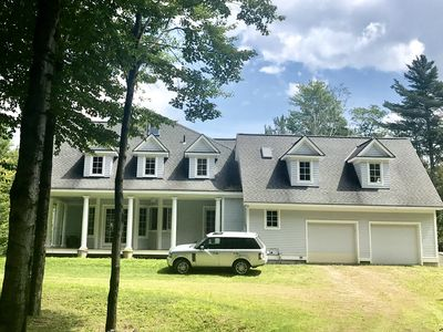 Secluded Stratton VT retreat. Spacious  Luxurious 4 Lvls 5600 SF, 3DHT, Gour Kit