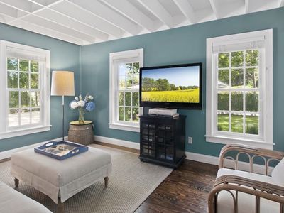 Photo for Sag Harbor Village Hamptons Home - Walk to To Town And Beaches, Grill, WiFi