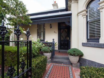 Photo for Large Luxury Victorian Villa - Inner City Location close to city and MCG