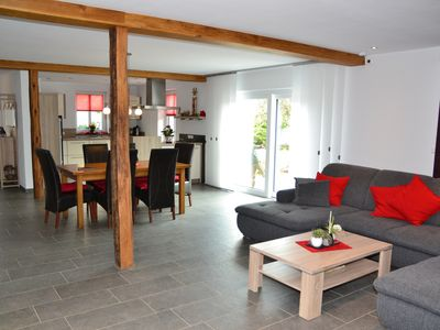 Photo for Eifelgold - Comfortable, spacious 5-star apartment in a quiet location