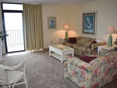Photo for Spacious ocean front unit + FREE DAILY ACTIVITIES!