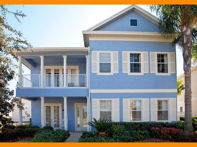 Photo for Reunion Resort 906 - Luxury villa with private pool & game room near Disney