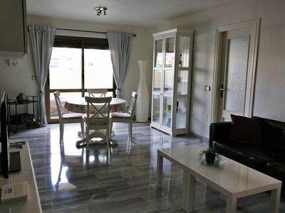 Photo for BEST LOCATION IN THE CENTER OF FUENGIROLA WITH LARGE TERRACE WITH FREE SWIMMING POOL