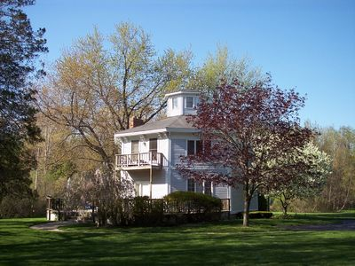 Photo for The Octagon: Beautiful, Historic Condo in South Haven