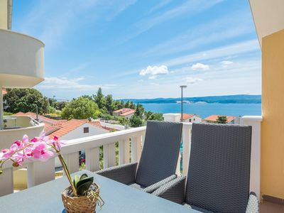 Photo for Summer apartment with Sea View in Stanići, Omiš!