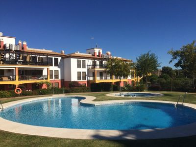 Photo for Golf and Beach in the Spanish Algarve. Dreamy beaches in a luxury apartment