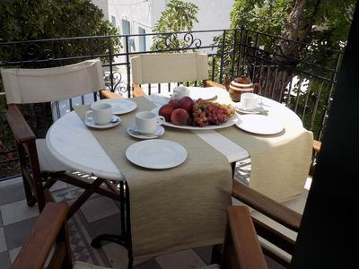 Photo for Acacia house in the town of Skyros, sleeps 4 people